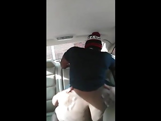 BIG BUTT PAWG homemade Ride