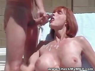 Very Gaffer mother I´d like forth fuck suck dick plus wet blanket man milk