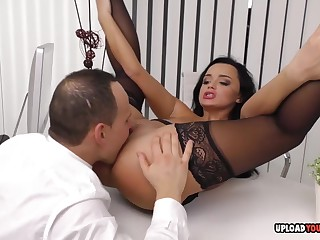 Arousing spoil at the nomination gets plowed hard - hard fuck