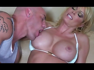 German Hairy Mommy Loves Taboo Making Overseas With Stepson