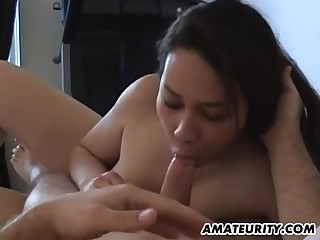 Amateur Chinese Suntanned Mature Fucks More than The Bed