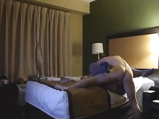 Hotel Sex with my Unpredictable intensify Asian Spliced