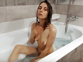 TRAILER: Naughty Adeline washing her hair