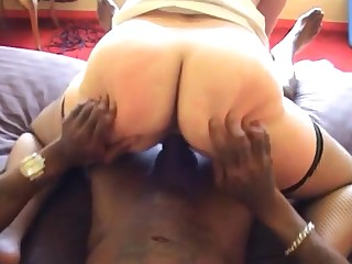 Mature wife hard fucked by bbc onwards their way hubby