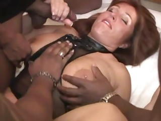 3Some For White Wife Materfamilias
