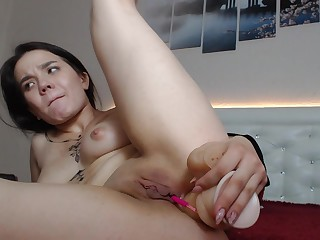 Amateur, Anal, Ass, Anal toys, Big tits, Brunette, Big ass, Glamour, Homemade, Masturbation, Model, Solo, Toys, Tits, Webcam