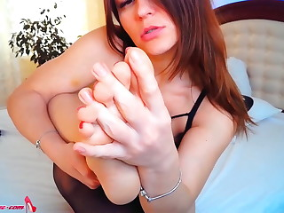 Foot Talisman Compilation - Babe Lick Toes